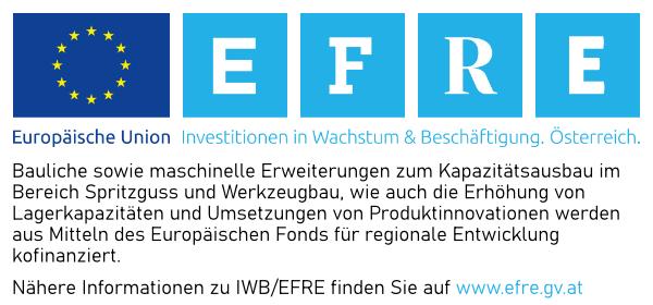 EFRE-Banner
